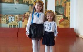 13 жовтня в актовому залі школи пройшов шкільний етап обласного фестивалю-конкурсу патріотичної пісні.