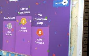 В рамках року математики вчителі школи  Надія Величенко та Олена Коваль 28 квітня  провели математичні змагання між командами учнів 5-7-х класів.