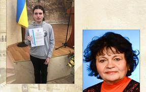 Вітаємо учнів-призерів Всеукраїнського етапу  учнівських олімпіад з навчальних предметів!