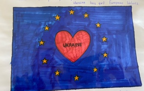 День Європи очима дітей