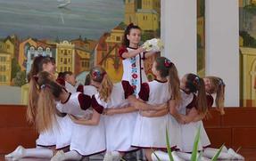 У школі відбувся оригінальний етап конкурсу Шевченка