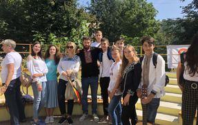 З 13 по 23 серпня 2019 року при школі працював безкоштовний мовний табір FUNCamp в рамках міжнародного проекту GoCamp для учнів 5-8 класів