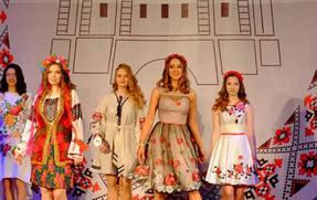 """Вітаємо Мар`яну Коростіль - ученицю нашої школи із феєричним і досконалим виступом на міському конкурсі """"Талант, оздоблений красою""""!"""